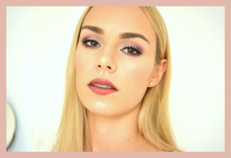 Fall makeup look on my YouTube channel  Emilia Jurek