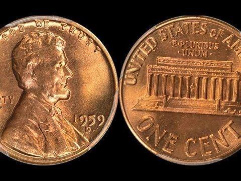 1961 D Lincoln Penny (1.8 Billion Produced) - YouTube