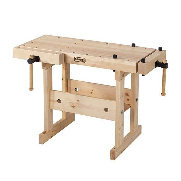 Buy Sjobergs Junior/Senior Workbench at Woodcraft.com