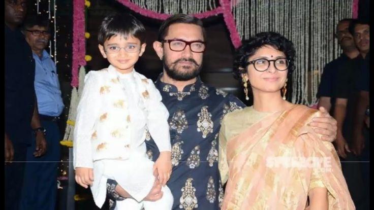 After Bachchan's it's the Khan's Aamir Khan's Diwali Bash