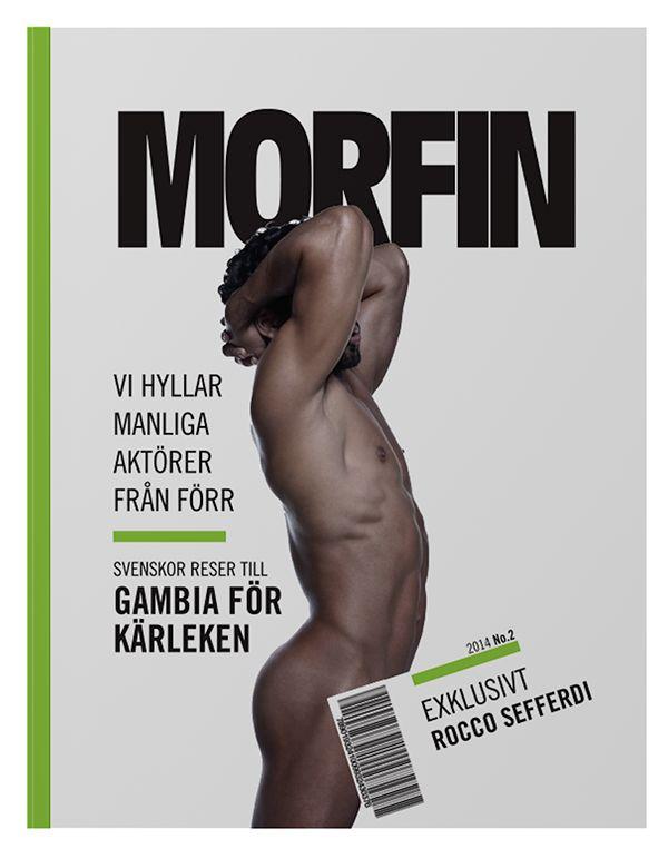Magazine Morfin on Behance