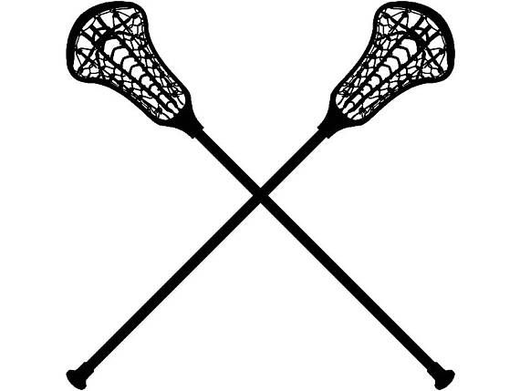 Lacrosse Logo 3 Sticks Crossed Equipment Field Sports Game Outfit Uniform Svg Eps Png Digital Clipart Vector Lacrosse Sticks Girls Lacrosse Sticks Lacrosse