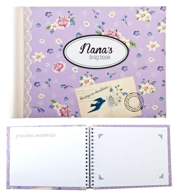 Nana Brag Book