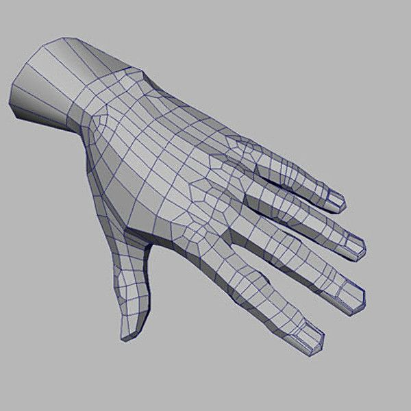 hand topology ★ || CHARACTER DESIGN REFERENCES | キャラクターデザイン  • Find more artworks at https://www.facebook.com/CharacterDesignReferences & http://www.pinterest.com/characterdesigh and learn how to draw: #3D #rigging #animation #topology #modeling || ★