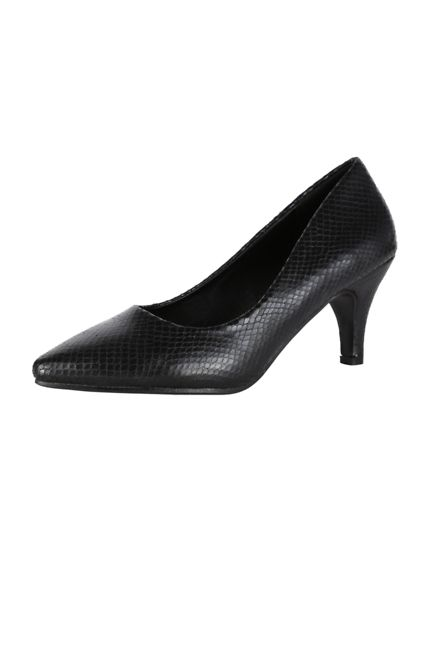 Buy Van Heusen Woman Footwear Online at Trendin.com - Shop Online for Van Heusen Black Heels for Women at Best Price with…