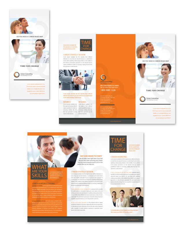 counseling brochure templates free - 30 best brochure design images on pinterest brochure