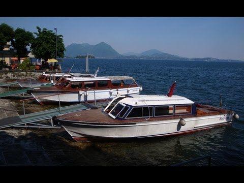 Lake Maggiore and Lake Orta in Italy