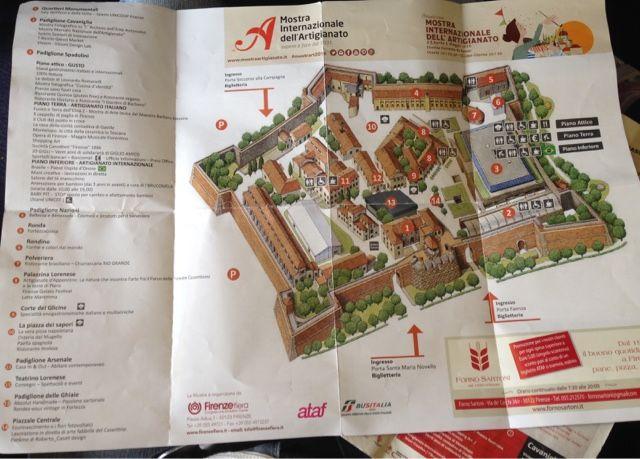 Firenze – Ottantesima Mostra Internazionale dell'Artigianato –  I Giocattoli di legno