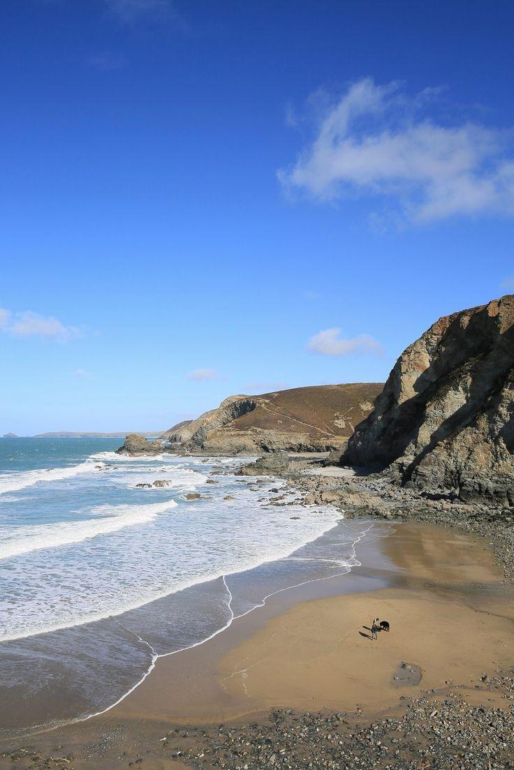 St Agnes Beach, Cornwall - Gonna walk the trail in June 2016