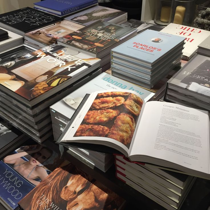 A closer look at our coffee table and cookbooks at Hudson Grace, full of great inspiration, found at our San Francisco, Montecito, and Palo Alto locations. http://www.hudsongracesf.com