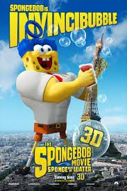 Watch The SpongeBob Movie Sponge Out of Water online free  SpongeBob is wonderful disney movie. this is animated movie. all the feature of this movie is based on 3D.