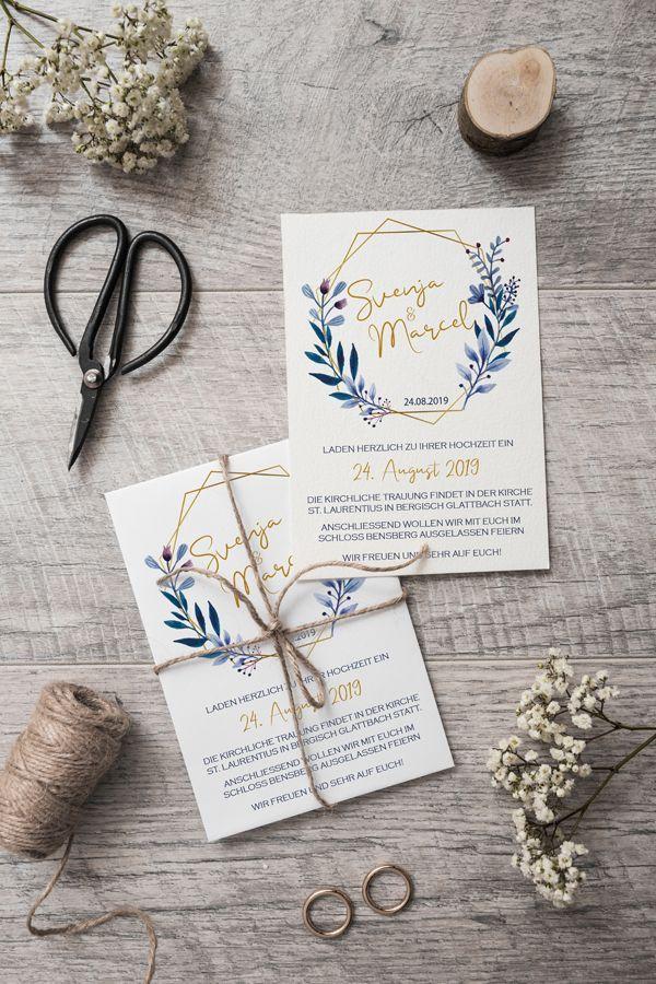 Einladung Hochzeit Elegance Stilvolle Und Elegante Einladung Zur Hochzeit In Verschiedenen Farb In 2020 Einladungen Hochzeit Hochzeitskarten Ideen Karte Hochzeit