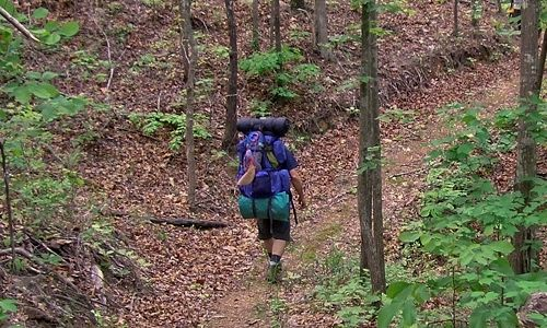 10 best weekend hikes in America according to Camping Tourist blog