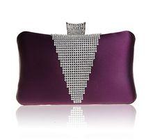 Neue Handtaschen Strassknöpfen Abendtaschen Frauen Geldbeutel und Handtaschen Frauen Kette Umhängetaschen für Hochzeit Bankett //Price: $US $34.69 & FREE Shipping //     #abendkleider