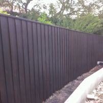 Treated Pine Lap and Cap Fencing