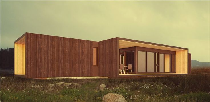 The shotgun a house so long and lean you could step for Modular shotgun house