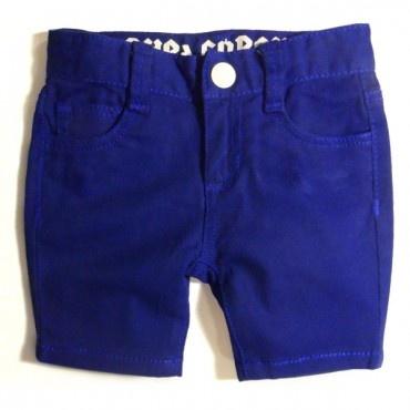 RYB Neon Lights Blue Shorts  $44