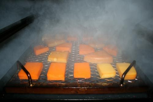 How to Smoke Cheese on an Offset Barbecue Smoker