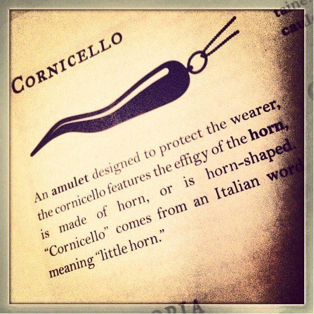 Cornicello