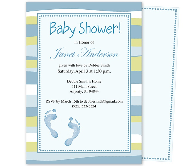 1000 images about Baby Shower Invitation Templates – Baby Shower Invitation Templates