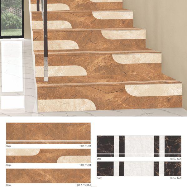 Step Riser Tiles Manufacturer Or Ceramic Tiles Ceramic Tiles Tile Stairs Tile Steps