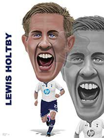 Lewis Holtby!  How much of a part will he play this season with a;; the new signings Spurs have made this summer?