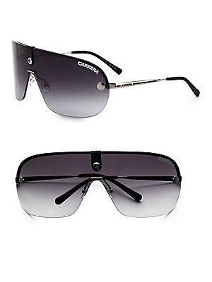 Carrera Metal Shield Sunglasses