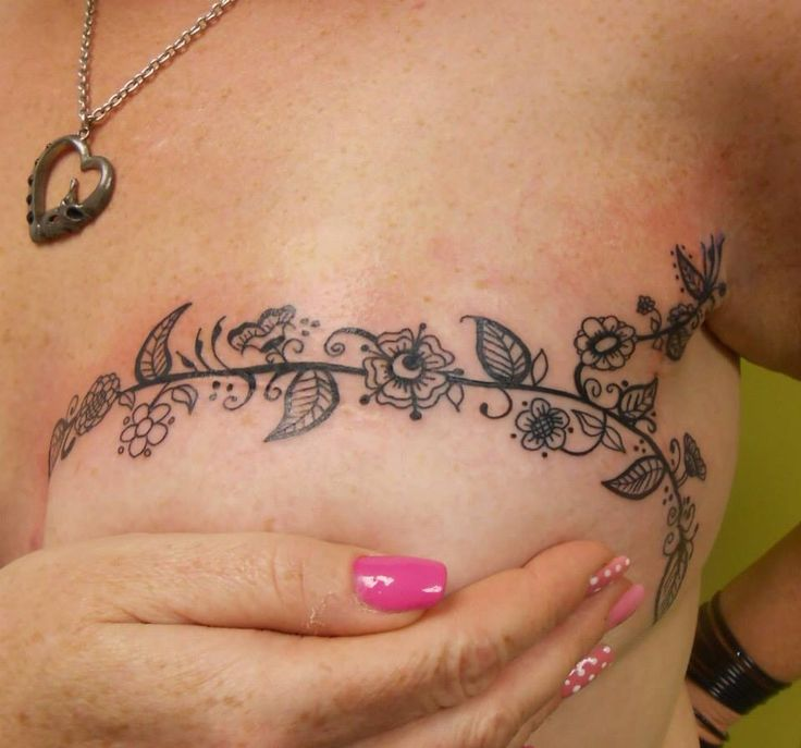 Best 25 mastectomy tattoo ideas on pinterest chest for Tattoos to cover surgery scars