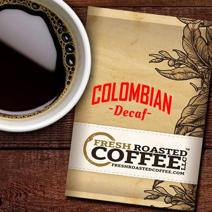 Colombian Decaf Coffee Packs - 1.75 oz., Box of 42