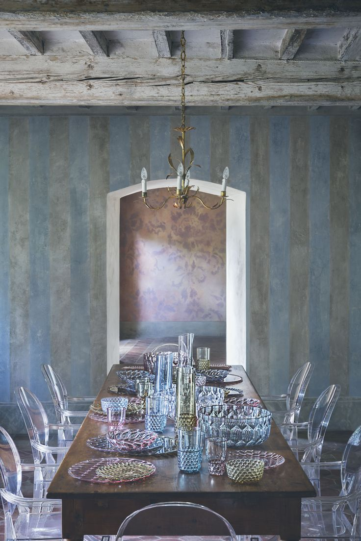 Jellies Family by Patricia Urquiola | Let's dress up the table!