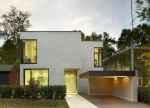Brilliant Toronto Architect Drew Mandel. CEDARVALE RAVINE HOUSE in midtown Toronto.