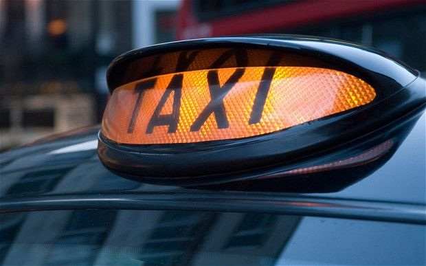 #London -  taxis can be quite pricy in the UK capital