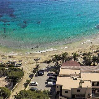 Ibiza beach restaurant and wedding venue