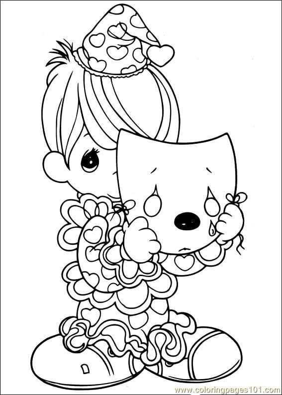 Precious Moments Coloring Pages - Bing Images | Coloring ...