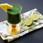 From the Juicer: Tropical Green Juice