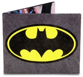 Batman Tyvek wallet. Or any other cool Tyvek wallet.  RFID scanner blocking would be cool but not necessary.