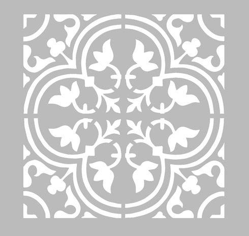 17 best images about stencil on pinterest damask wall - Pochoir cuisine a imprimer ...