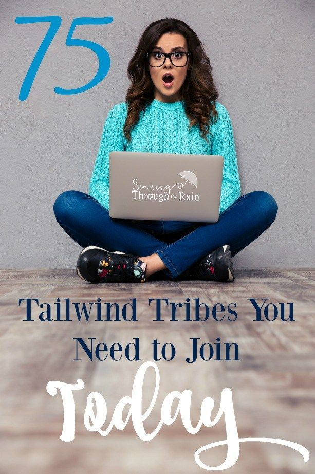 75 Tailwind Tribes You Need to Join Today!