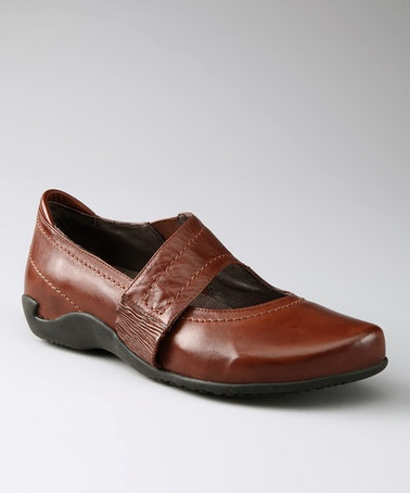 Take a look at this Everybody Shoes Noce Brown Lamento Mary Jane by Fall for Fashion: Women's Footwear on #zulily today!