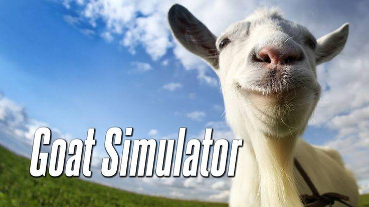 Jurassic Park with a Twist! Watch Goat Simulator Trailer on Xbox One