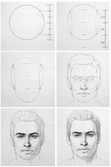 dibujo de persona