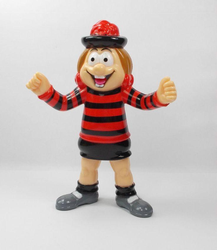 The Beano - Minnie the Minx - Toy Figure