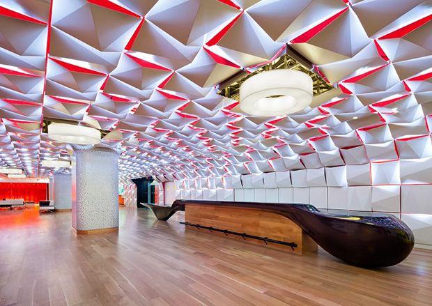 Salon Urbain, by Sid Lee Architecture & AEdifica: Bathroom Design, Salons Urbain, Fashion Style, Interiors Design Kitchens, Sid Lee, Home Interiors Design, Lee Architecture, Design Tips, Montreal Canada