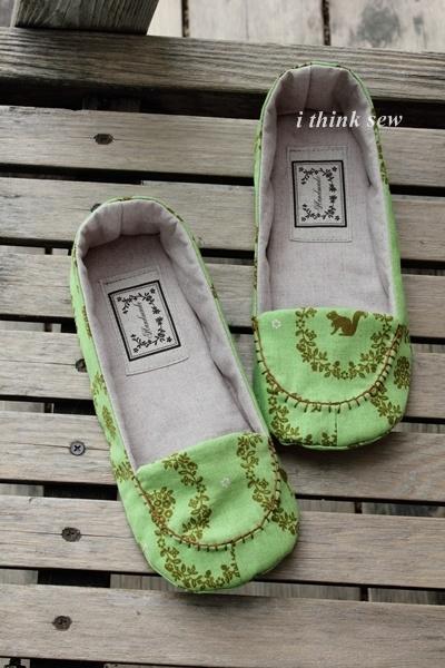 Radella Shoe pattern- i am so making my own shoes!