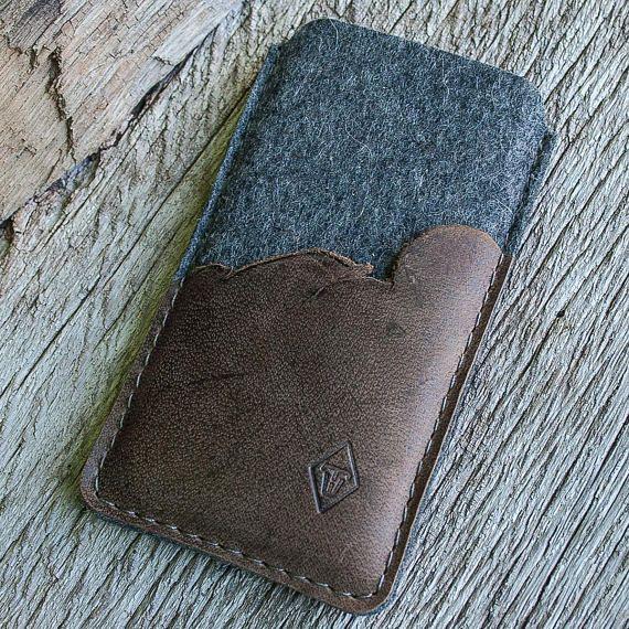 Galaxy A5 case sleeve Leder Hülle Tasche Lederhülle
