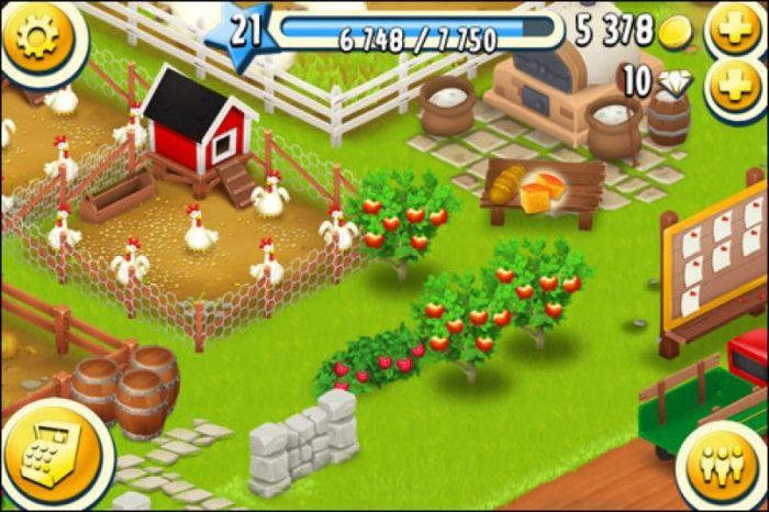 Типичная ферма наверняка не tidiest место . Но ферма в этой классической игре объекта скрытой полная неразбериха . Владелец не только ищет инструменты , но и для своих животных , и это ваша работа, чтобы найти и собрать их как можно быстрее  Источник: http://games-topic.com/101-farm-day.html