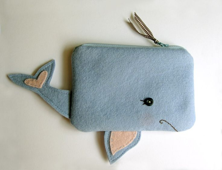 A Whale of a Pouch