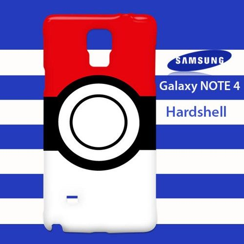 Pokeball Samsung Galaxy Note 4