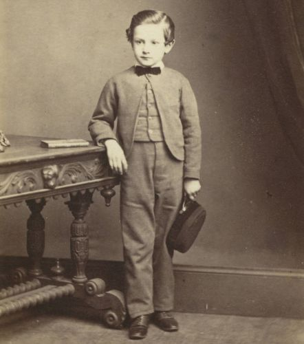 CDV Victorian Boy by C T Newcombe of London Lovely Lighting c1860s Photograph | eBay