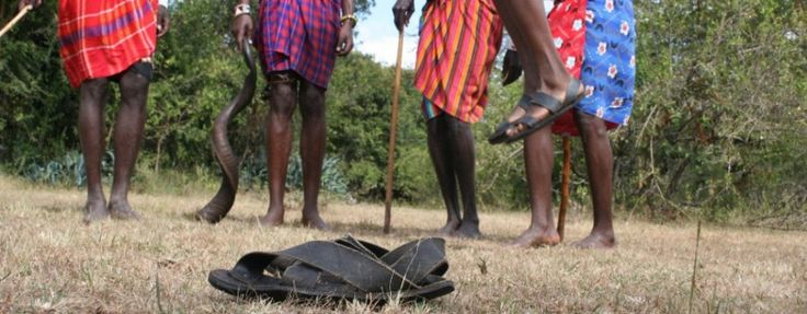 Olkoroi Camp | A Walking with Maasai project